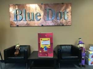 Thanksgiving at Blue Dot