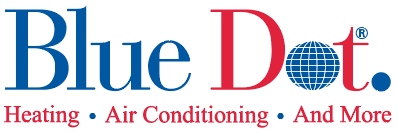 Blue Dot Services | Heating, Air Conditioning, & Air Quality
